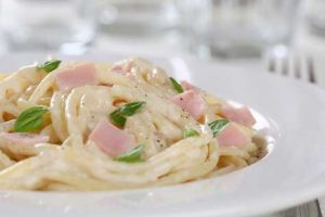 Leckere Carbonara