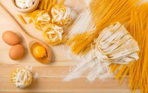 Pasta: kaufen oder selbst gemacht?