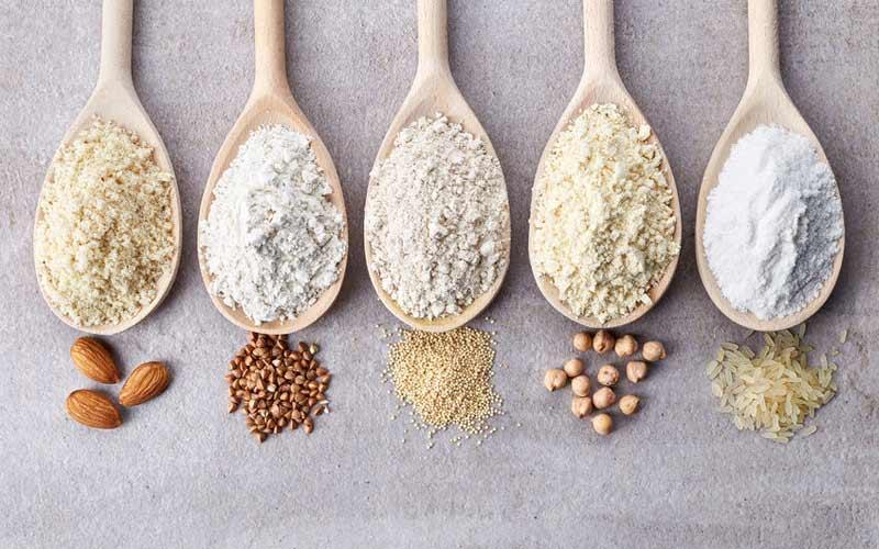 Besondere Mehlsorten für Nudeln