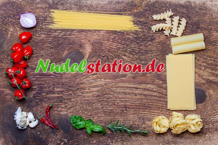 Nudelstation - Magazin