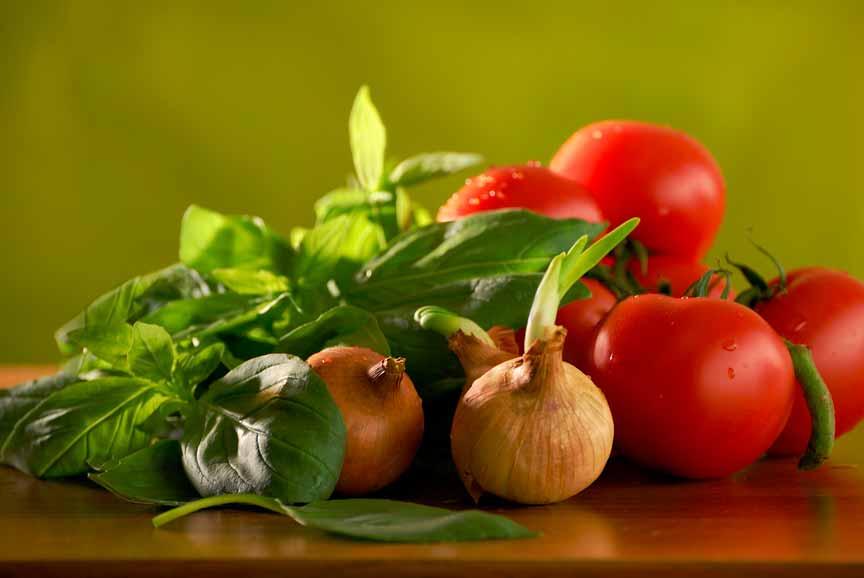 Tomatensoße - das Rezept