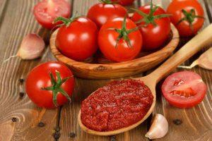 Tomatensosse - die Zutaten